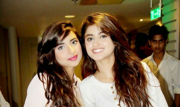 18 Pakistani Celebrity Sister's Exclusive Pictures ...