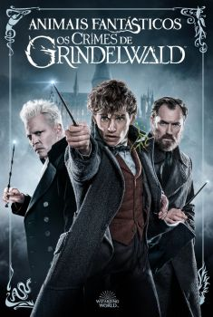Animais Fantásticos: Os Crimes de Grindelwald Torrent - WEB-DL 720p/1080p/4K Dual Áudio
