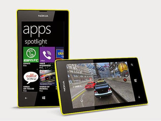 Video, Nokia Lumia 520 menjalankan Windows 10