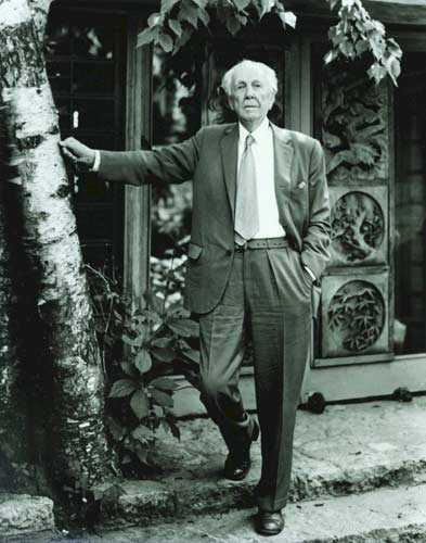 Thoughts On Architecture And Urbanism Frank Lloyd Wright