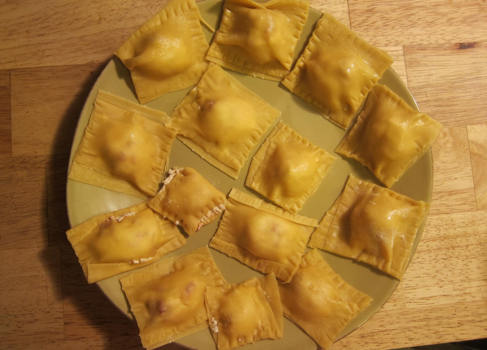 How to Make Homemade Ravioli | The Economical Eater