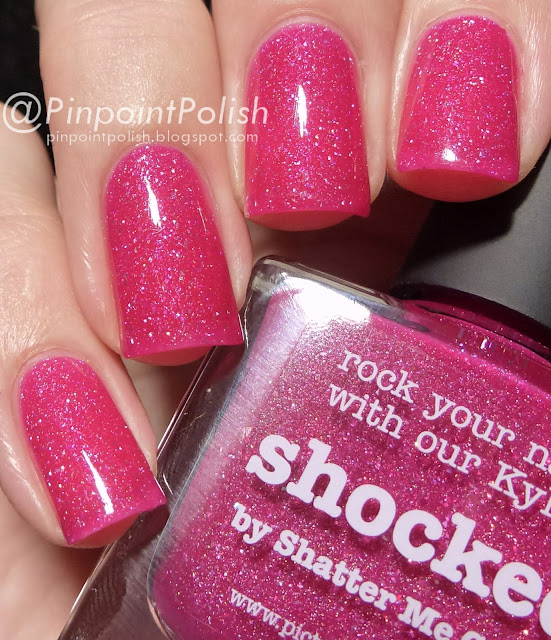 Picture Polish Shocked, swatch