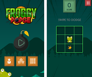 Most Addictive Game of the Month - Froggy Dodge