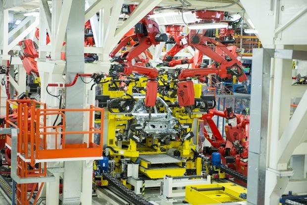 Το εργοστάσιο της FCA στο Melfi