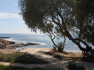 Agia Napa to Protaras beach path
