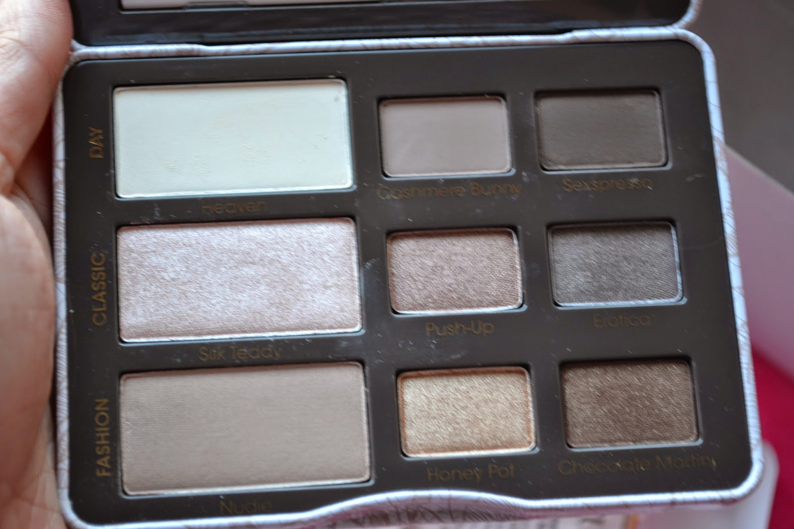 Too Faced Natural Eyes Neutral Eyeshadow Collection Palette
