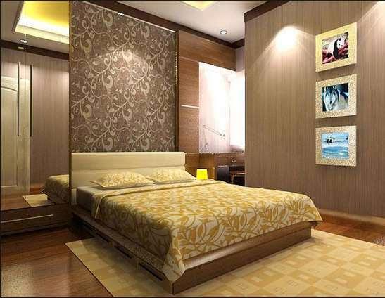 kamar tidur minimalis 8
