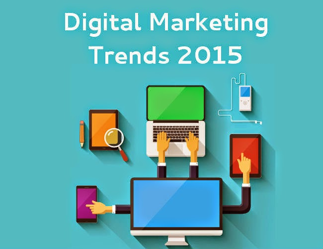 Top Digital Marketing Trends of 2015