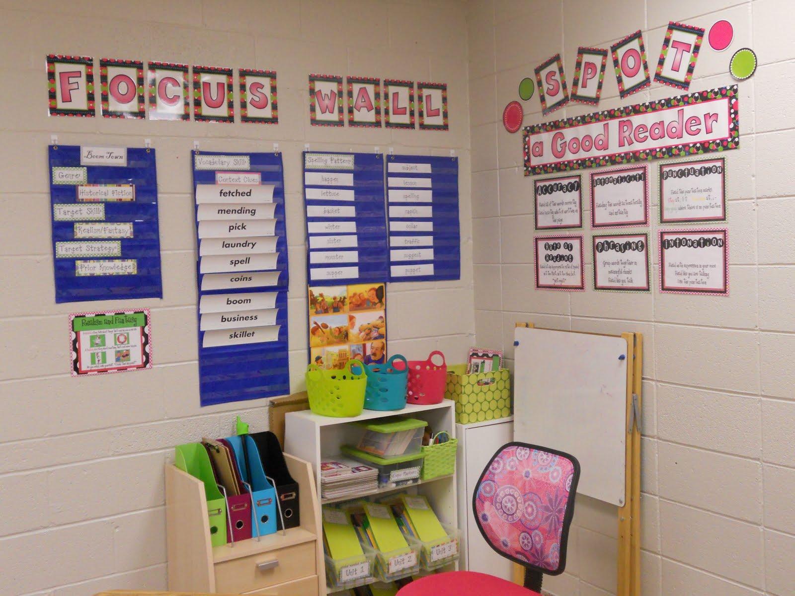 Classroom Design Wall ~ Mrs merrill s teacher photographs