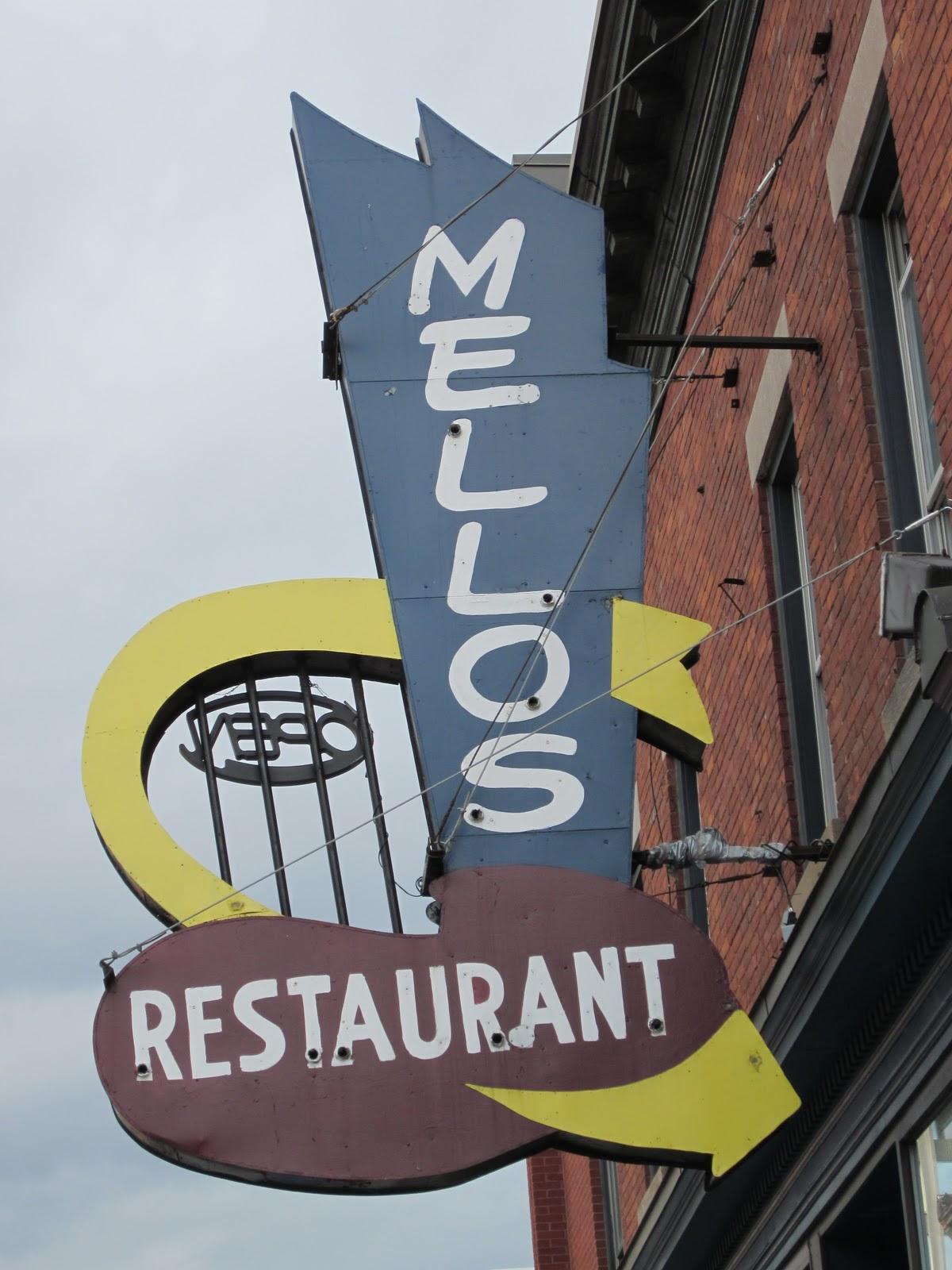 Mellos Restaurant Byward Market Ottawa