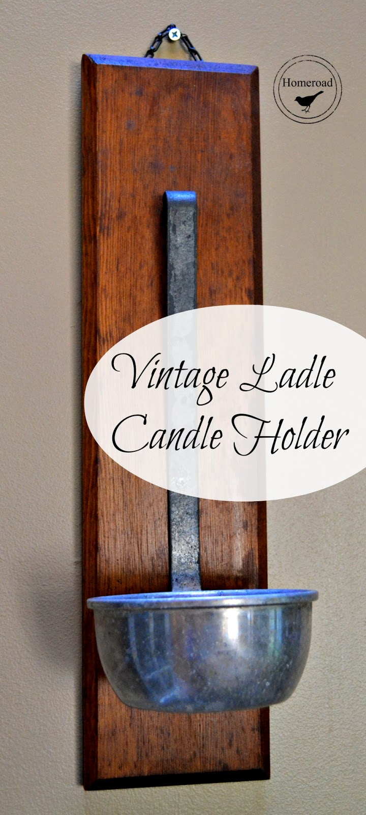 vintage-ladle-candle-holder www.homeroad.net