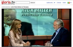 John Rick Miller en Panama