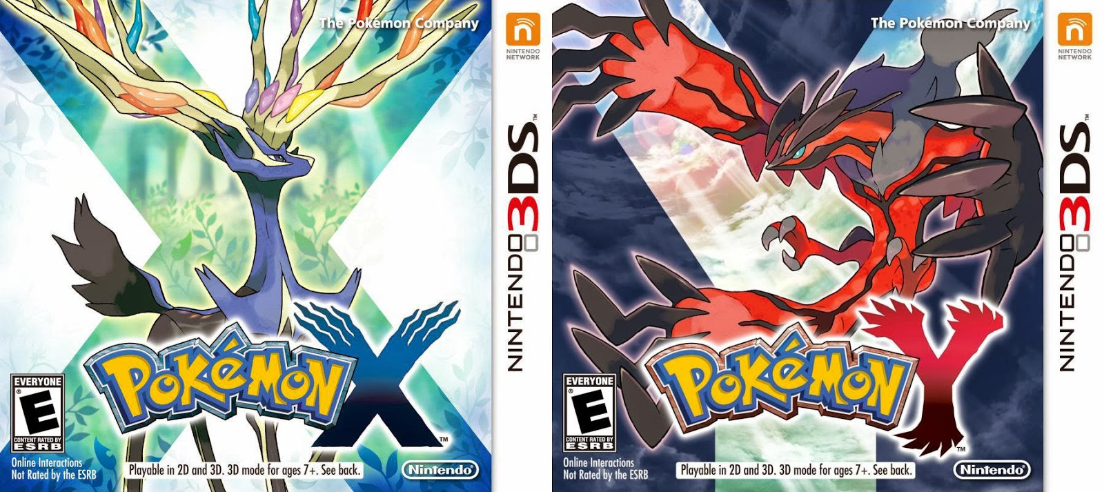 Anarchy In The Galaxy: 3DS review: Pokémon X and Y