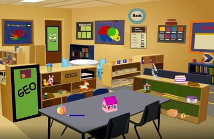 Montessori School Escape