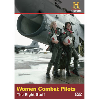 Women Combat Pilots: The Right Stuff movie