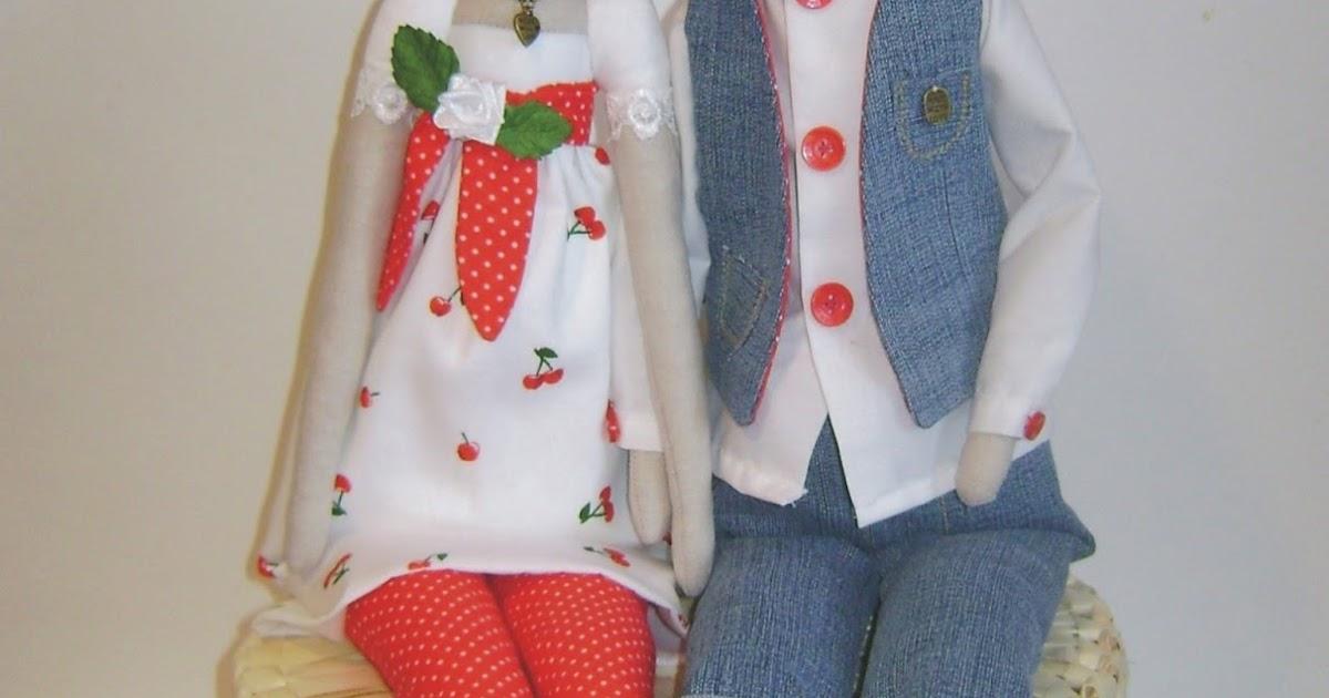 Как делать кукол куклы ручной работы
