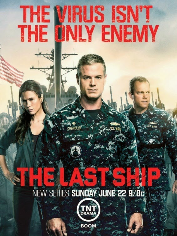 The Last Ship (2014-) ταινιες online seires oipeirates greek subs