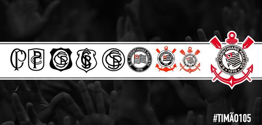 Consciência Futebol Clube  Corinthians 105 anos a24335ee4117f