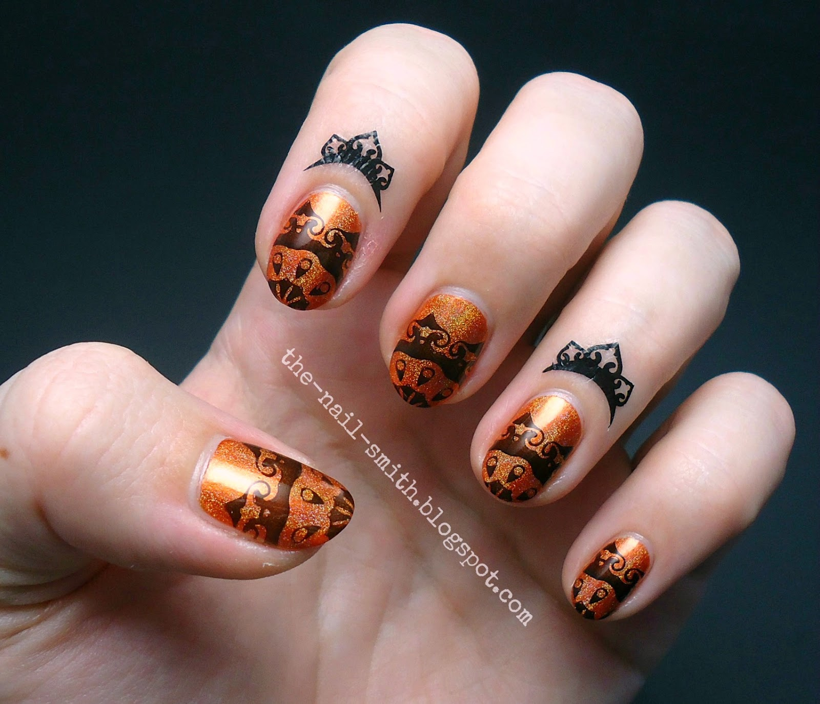 The Name Of This Item Is 1 Sheet Cuticle Tattoo Nail Art Stickers Water Transfer Temporary Decals Lace Flower Patterns In Design Nct 006 And Can Be Found
