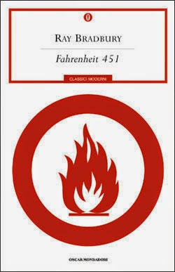 symbolism of fire in ray bradburys novel fahrenheit 451 In ray bradbury's novel fahrenheit 451, fire is both a  with the use of symbolism, ray bradbury's fahrenheit 451 explains how a book  bradburys.