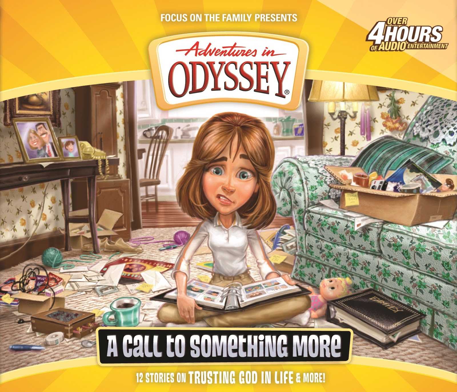 Adventures In Odyssey Connie And Mitch