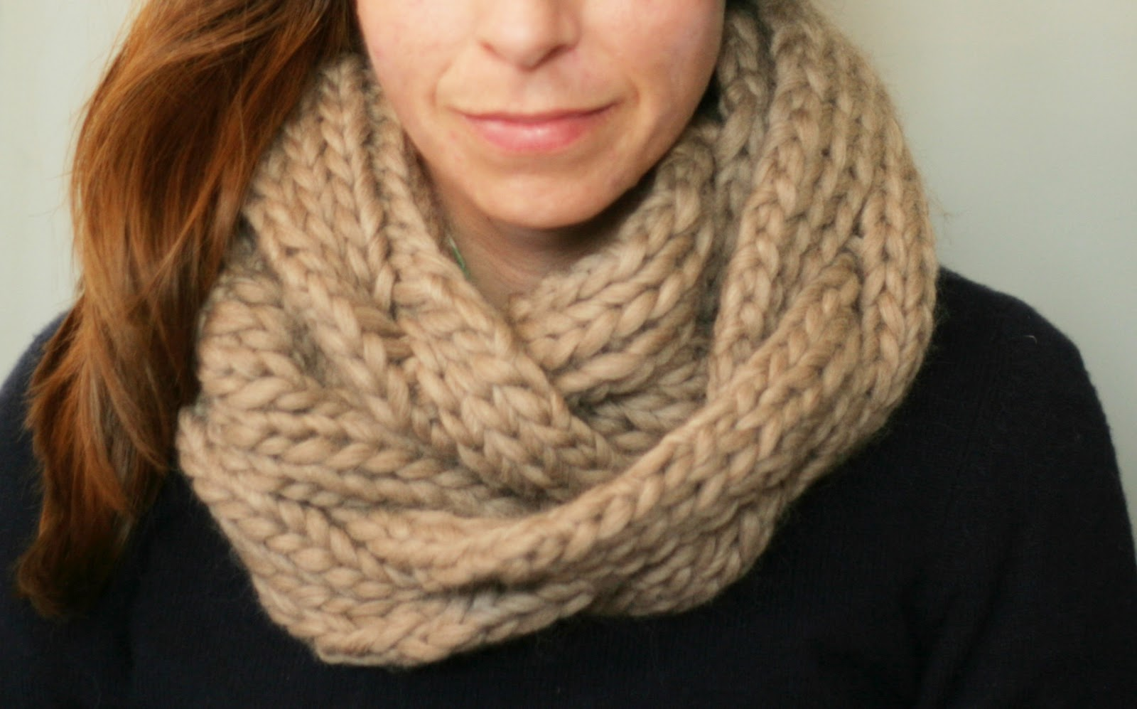 KATE PRESTON HANDKNITS /BLOG: Kate\'s Braided Cable Cowl