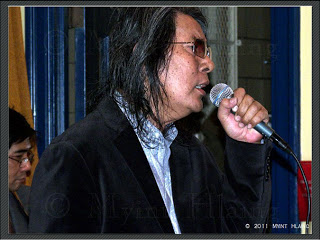 Our True Burmese Singer  Khin Maung Toe (Junior Win)