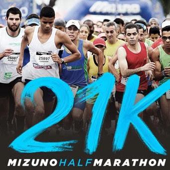 Meia Maratona - Mizuno