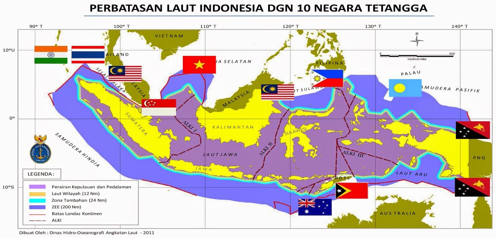 Presiden Jokowi Harus Segera Perkuat Perbatasan