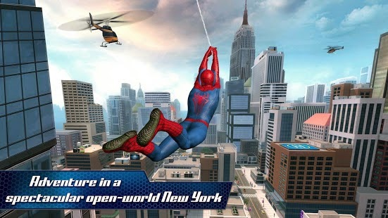 The Amazing Spider-Man 2 Android Data obb Free Download