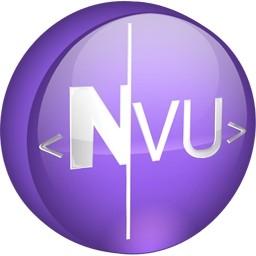 Descarga NVU Portable, un editor HTML libre.