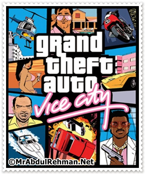 GTA Vice City PC Game Free Download Full Version
