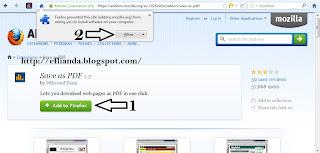 cara menyimpan tulisan halaman artikel web ke format pdf 1