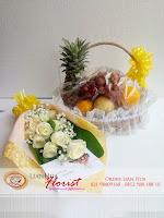 jual parcel buah, bunga ucapan untuk orang sakit, ucapan semoga lekas sembuh, toko bunga di jakarta, parcel buah dan bugna
