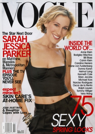 SJP and Vogue…Down the Memory Lane!!!