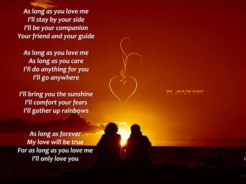 Romantic Valentine's Day Poems For Girlfriends