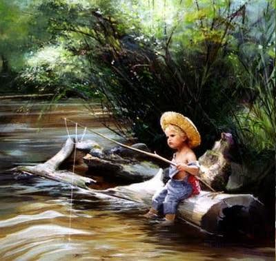 La pesca in uno zarayska del 2016