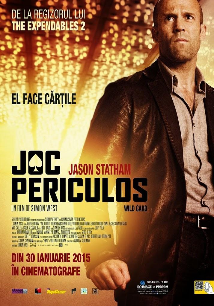 Wild Card - Joc Periculos (2015) Online Gratis Subtitrat
