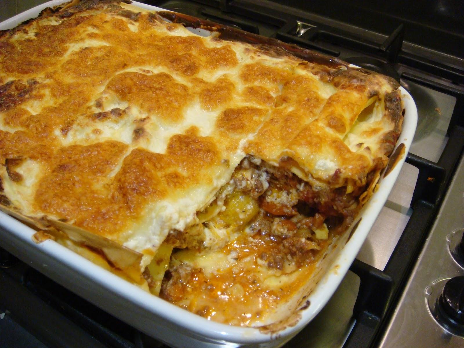 How to make vegetarian lasagna recipe jamie oliver