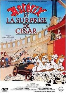 Astérix y la sorpresa del César (Astérix et la surprise de César) (1985) Español Latino