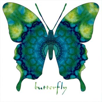 meditation butterfly