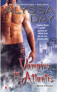Review: Vampire In Atlantis