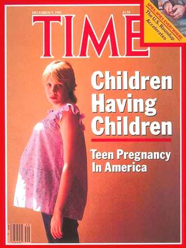 a research on teenage pregnancy in america While the teen pregnancy rate has some research suggests that us states whose the real facts about teen pregnancy and abortion rates in america.