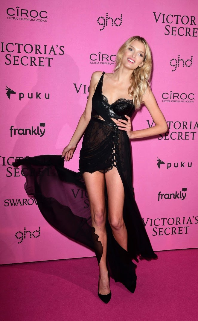Lily Donaldson – Victoria's Secret Fashion Show After Party in London