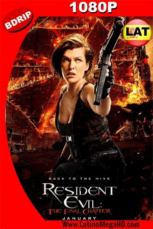 Resident Evil: Capítulo Final (2016) Latino BDRIP 1080P ()