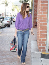 Cindy Crawford in  Paige Denim