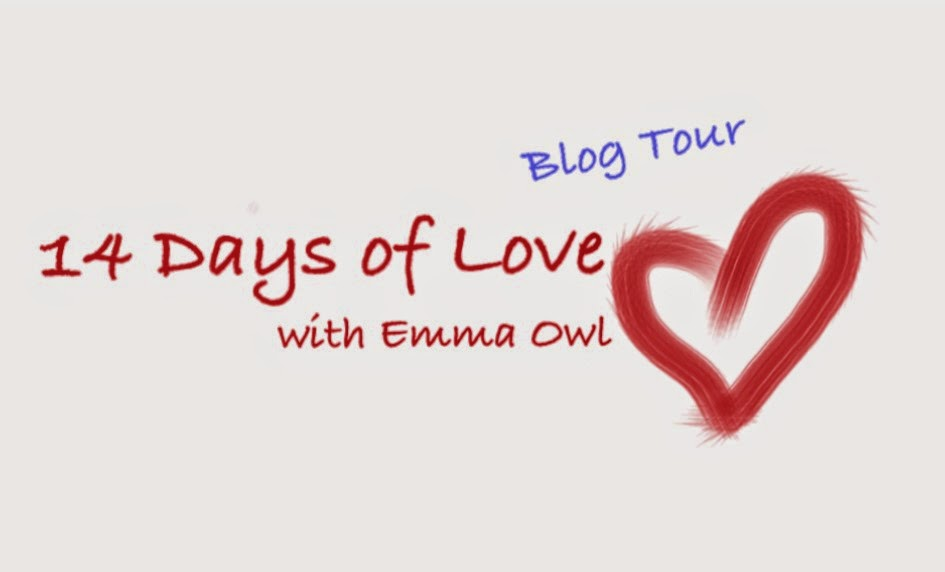 14 Days of Love Blog Tour | The Science Kiddo