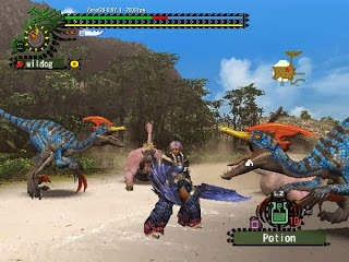 Download Monster Hunter 2  terbaru 2014/2015 Full Versi untuk PC