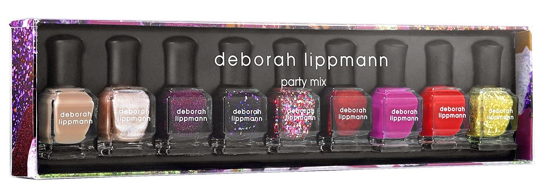 The Polish Jinx: Deborah Lippmann Party Mix Nail Lacquer Set