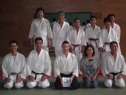 2012年8月11日の武道家達